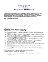 Community Service In Resume