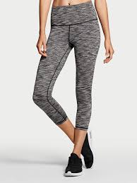 knockout by victoria sport high rise capri