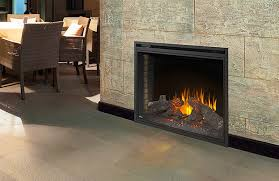 napoleon ascent 40 electric fireplace insert