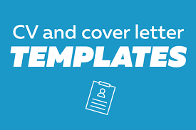 is a cv a cover letter cv and cover letter templates