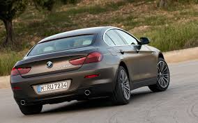 BMW Convertible bmw 6 series 2013 : BMW 6 Series - Information and photos - MOMENTcar