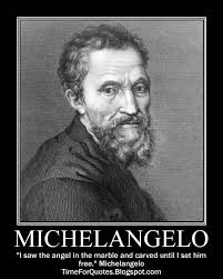 Michelangelo Quotes Simple Time For Quotes Time For Michelangelo Quotes
