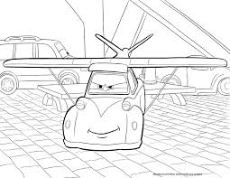 Small Picture Franz Fliegenhosen Disney Planes Printable Coloring Page