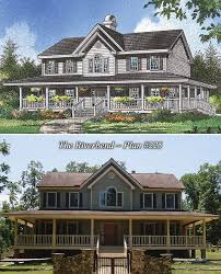 house plans two story wrap around porch inspirational 110 best rendering to reality pleted images on