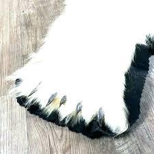 fake bear skin rug bear fur