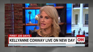 Kellyanne Conway Fact Checked in REAL TIME on Attempted Wire Tap.