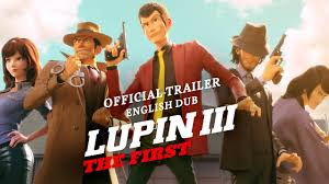 Lupin III: The First [Official English Trailer, GKIDS] - YouTube