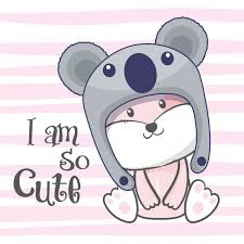 <b>Cute little bunny cartoon</b> Vector   Premium Download
