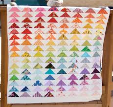 866 best RAINBOW QUILTS images on Pinterest   Rainbow quilt ... & A Collection of the Best Quilting Blogs. Get the Top Stories on Quilting in  your Adamdwight.com