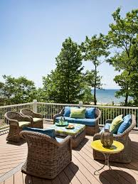 Small Picture Decking Furniture Ideas Small Deck Decorating Ideas House Design