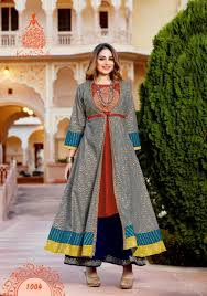 Designer Kurtis Wholesale Online Shopping Kajal Fashion Lakme Vol 1 Exclusive Designer Long Kurtis
