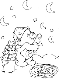 Small Picture 106 best Care bear coloring pages images on Pinterest Care bears