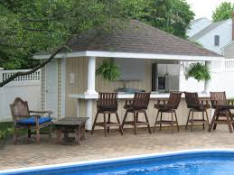 pool house tiki bar. Wonderful Bar Pool House With Bar Inside Tiki Bar K
