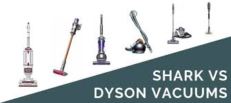 shark vs dyson vacuums which should