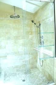glass corner shower shelf shelves australia