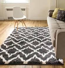 grey trellis rug lattice links modern geometric trellis 2 x runner area rug grey ivory plush grey trellis rug