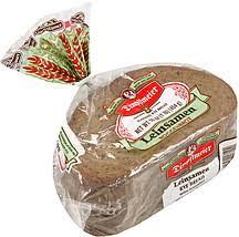 Dimpflmeier Rye Bread With Flaxseed 160 Oz Nutrition Information