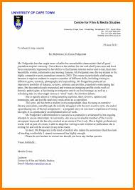 How to write a reference letter for university application What clinicalneuropsychology us