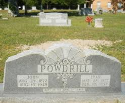 Sarah Ida Duncan Powdrill (1877-1957) - Find A Grave Memorial