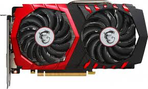 Видеокарта MSI PCI-Ex GeForce GTX 1050 Ti GAMING ... - ROZETKA