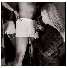 nancy rica schiff odd jobs documents off beat professions photos men s underwear designer