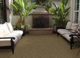 outdoor carpet is the latest evolution of carpet technology it s weather resistant mildew and