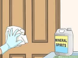 image titled clean wood doors step 4