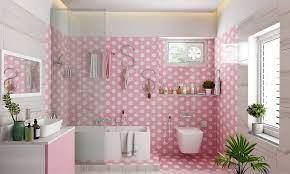 girls bathroom decor ideas design cafe