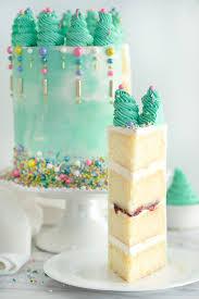 Lemon Raspberry Cake Recipe Cake Decorating Pastel De Tortilla