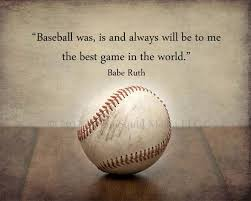 Baseball Quotes Impressive Baseball Quotes Best Sayings Striking Fear