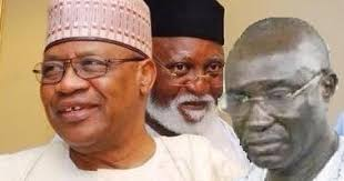 Image result for dss and ibb with pictures