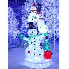 outdoor lighted snowman outdoor lighted decoration snowman outdoor lighted outdoor up snowman on outdoor