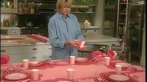 Video How To Set A Birthday Table Martha Stewart