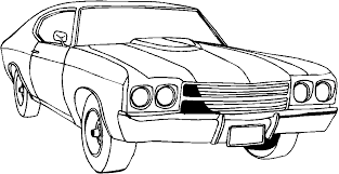 Small Picture Race car coloring pages muscle car ColoringStar