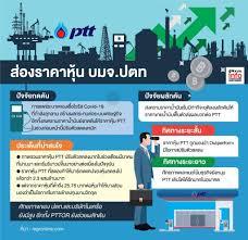 ลุ้นราคาหุ้น PTT ไปต่อ? หลังร่วงต่ำเป็นของดีราคาถูก | Manager Online