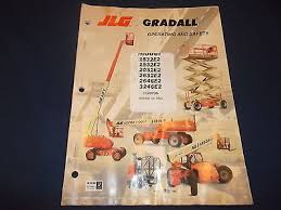 jlg e e e e e lift operation safety book jlg 1532e2 1932e2 2032e2 2632e2 2646e2 lift operation safety book manual what s it worth