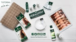 Herbatint Chart Herbatint Tutorial Color Mix_eng