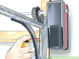 door opener image titled install a garage step 3 repair best sensors chamberlain chain