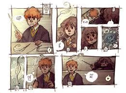 Ron hermione hentai doujin