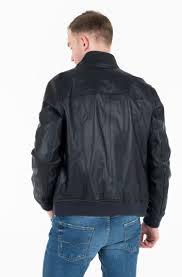leather jacket nappa harrington jacket 3
