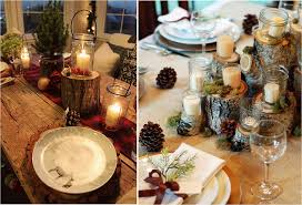 Rustic Christmas Decorations Rustic Christmas Party Decor