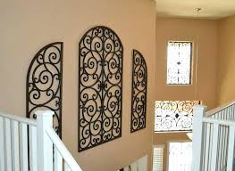 curved wall decor staircase decorating ideas