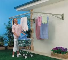 outdoor cloth drying rack