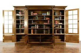 library bookcases with glass doors door design inspired ideas for sold french bookcase library bookcases with glass doors