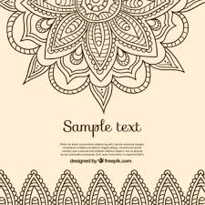 Henna Pattern Inspiration Henna Vectors Photos And PSD Files Free Download