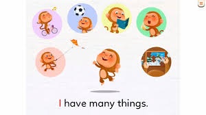 Truyện tranh tiếng Anh cho bé - Alittle monkey