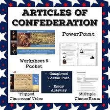 articles of confederation by mr raymond social studies academy tpt articles of confederation