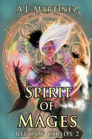 Spirit of Mages by A.J Martinez, Paperback | Barnes & Noble®