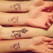 Sesterská Tetování Těmito Nápady Se Ukazuje Pouto Prochlapycz