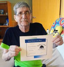 McMichael named Patient of the Week - News - The Daily Reporter ...